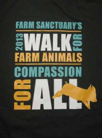 Walk for Farm Animals T