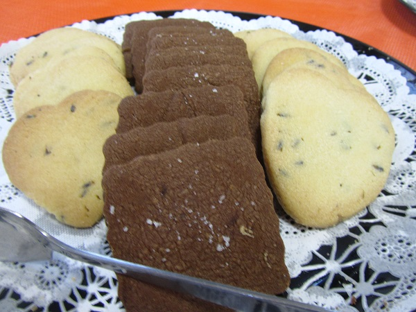 shortbread from Violet's