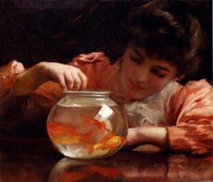 Thomas Benjamin Kennington Fishbowl