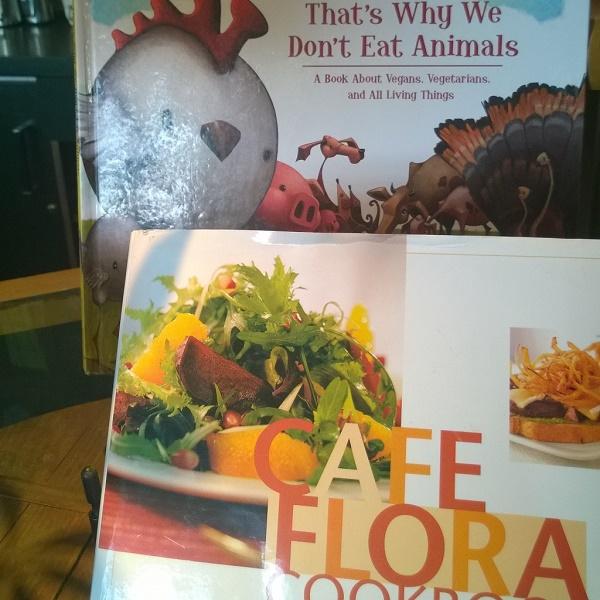 flora books
