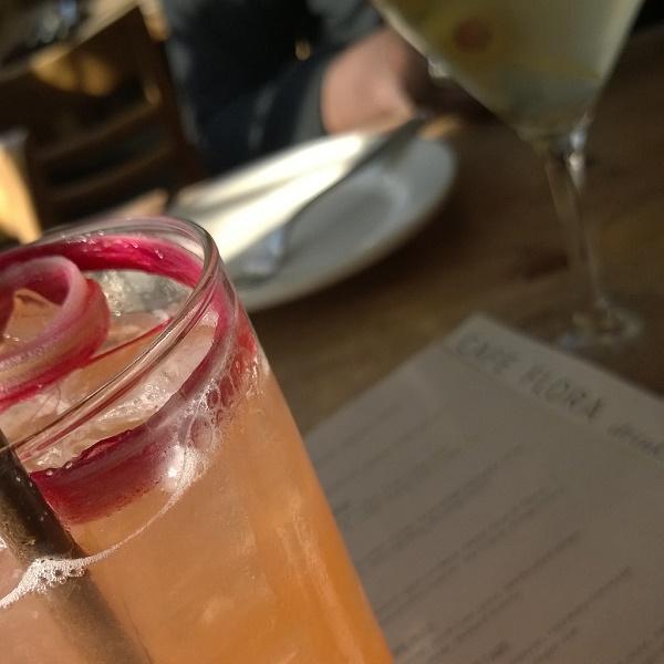 flora drinks