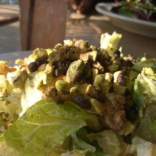 flora salad