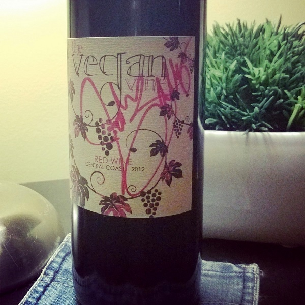 vegan vine wine