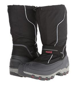 Kamik men's boots on Zappos